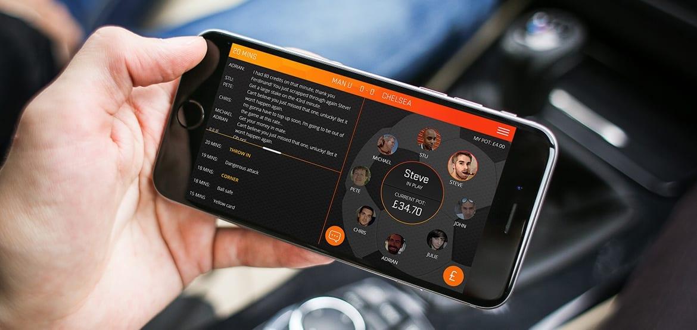 award-winning-football-app