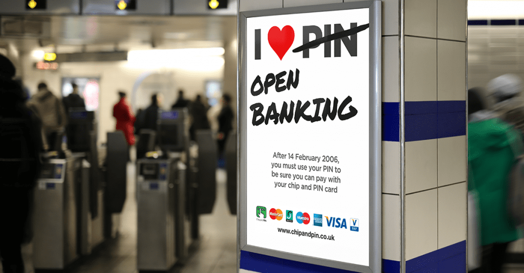 No-cares about Open Banking