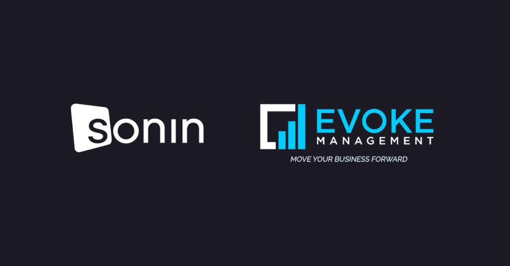 Sonin x Evoke Management Partnership