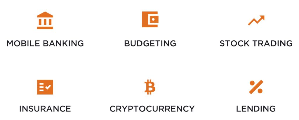 6 Types of Fintech App