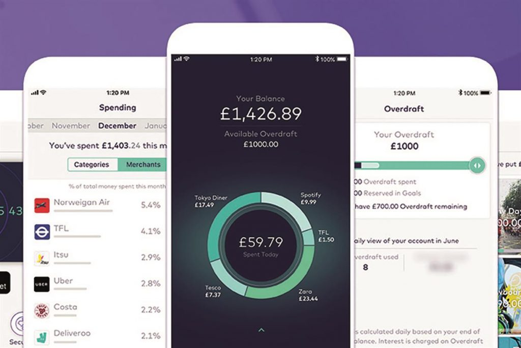 Starling is a Banking App